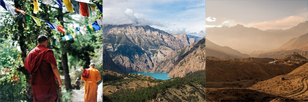 Nepal travel pictures.
